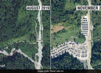 china new village in arunachal pradesh, चीन ने बसाया नया गांव, अरुणाचल प्रदेश में चीन ने बनाया नया गांव, india china news in hindi, भारत चीन समाचार