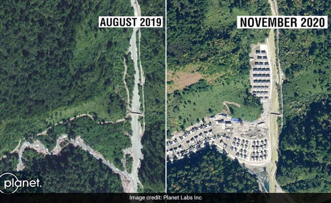 अगस्त, 2019 और नवंबर, 2020 के बीच की तुलनात्मक तस्वीर
